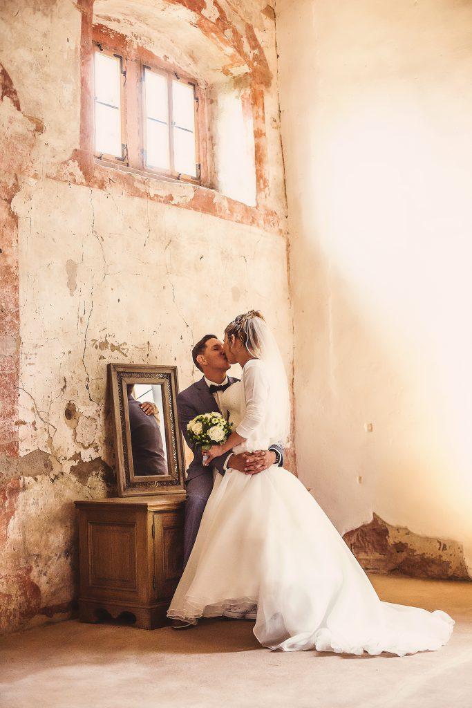 Bildgefühle Brautpaar Hochzeit Hochzeitsfotograf Odenwald